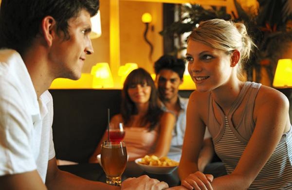 Speed dating def