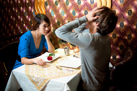 Hogyan lehet tudni, hogy egy narcissist randevúztál?