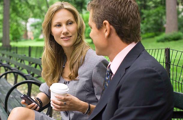 Szociális munkás randi